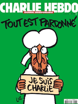 FRANCE-ATTACKS-CHARLIE-HEBDO-MEDIA-FRONTPAGE
