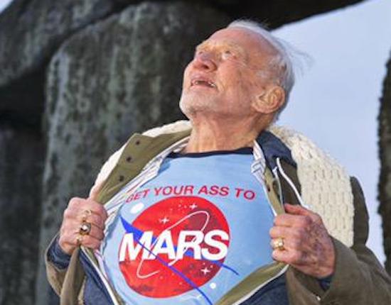 Image Credit: Twitter/Buzz Aldrin