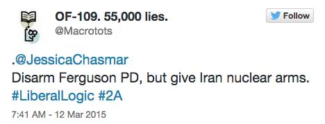 Twitter/ OF-109. 55,000 lies