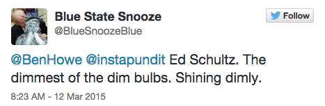 Twitter/ Blue State Snooze