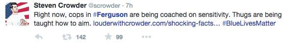 Twitter/ Steven Crowder