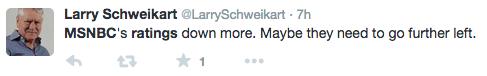 Twitter/ Larry Schweikart