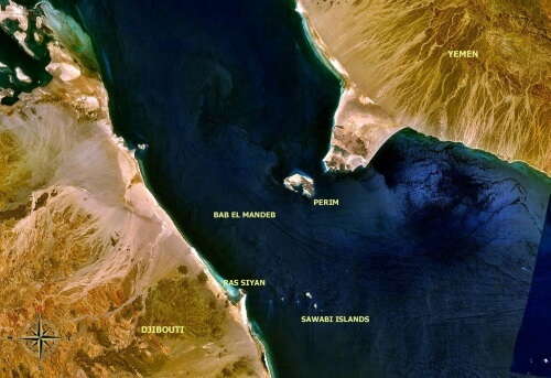 Creative Commons/Bab el Mandeb NASA
