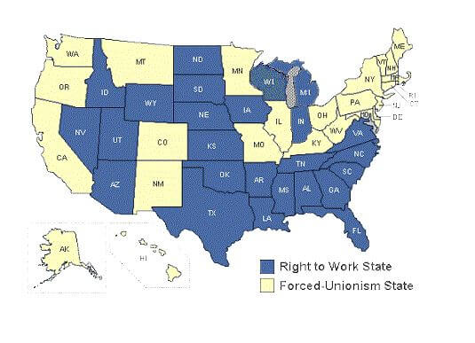 National Right To Work Legal Defense Foundation