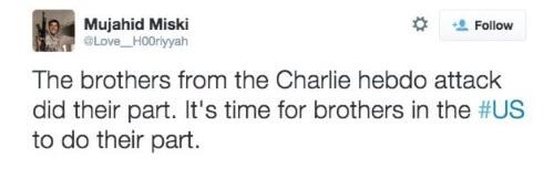 Minnesota Muslim Tweet - Charlie