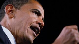 Barack Obama Campaigns In Toledo