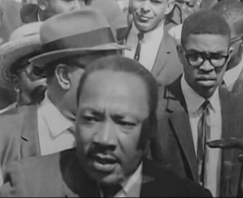 Image Credit: Local Memphis - Fred Davis with Martin Luther King, Jr.