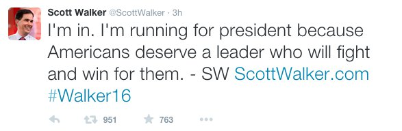 Image Credit: Twitter/Scott Walker