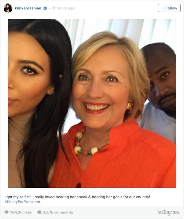 Image Credit: Instagram/kimkardashian