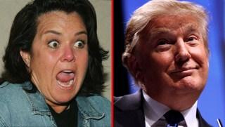 WJ images Rosie v Donald