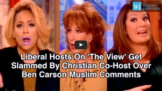 The View Liberals