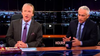 Image credit: YouTube/Real Time with Bill Maher