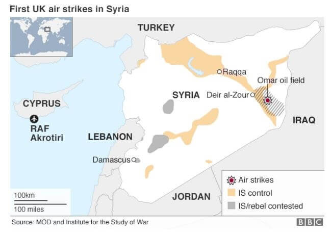 BBC Syria Graphic
