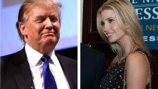 Donald and Ivanka Trump 1229