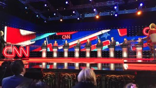 Final CNN debate