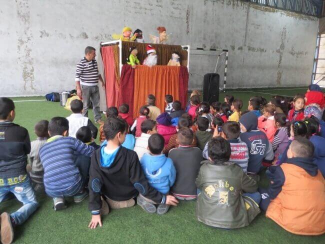 Image Credit: Christmas for Refugees - Lebanon