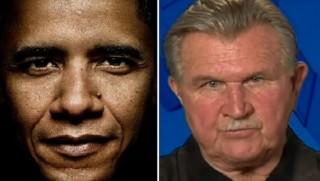 Ditka - Obama