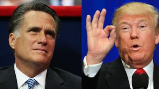 Mitt-Romney-vs-Donald-Trump