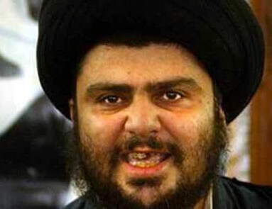 Muqtada al-Sadr: Not targeted by U.S. in Iraq, now an Ayatollah.