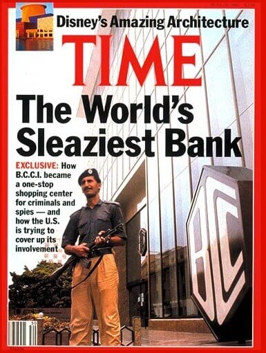 1991 TIME Magazine Cover