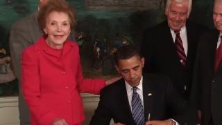 nancy and obama