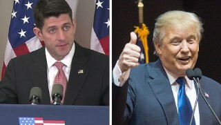ryan and trump