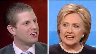 Eric_Trump_Hillary_Clinton