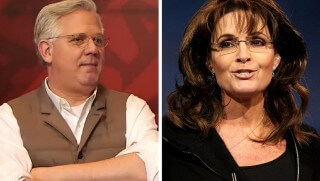 beck and palin
