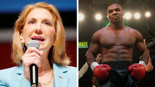 fiorina and tyson
