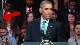 obama background