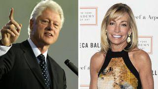 Bill Clinton, Julie Tauber McMahon