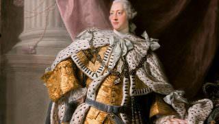 King George III