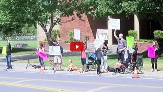 meford protest