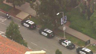 UCLA police