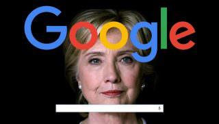 Hillary Google