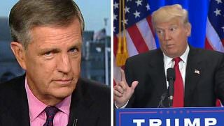 brit hume and trump
