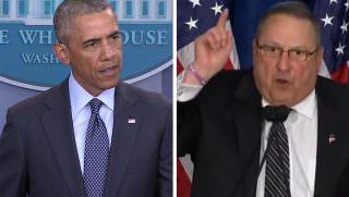 lepage and obama