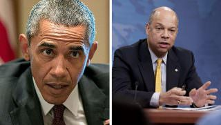 obama and DHS guy