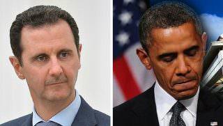 Obama al-Assad