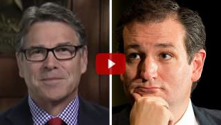 rick perry re ted cruz