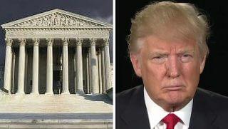 trump and scotus