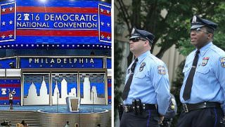 DNC and police