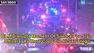 San Diego Police Cars