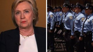 clinton and PHL police