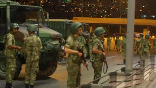 coup in turkey