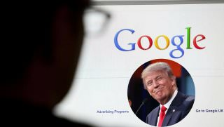 google and trump2