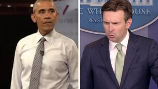 obama and earnest