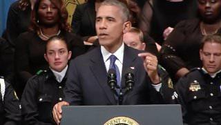 obama dallas speech