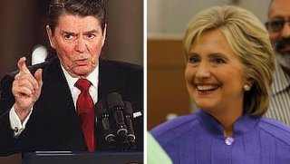 reagan and hillary (1)