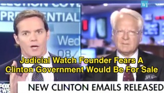 Bill Hemmer, Larry Klayman